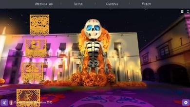 Photo of Tendrá Querétaro Festival Digital de Día de Muertos: SECTUR