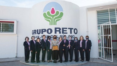 Photo of Tras 6 años de espera finalmente inauguran instalaciones de Grupo Reto