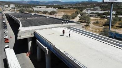 Photo of Lleva un 70 por ciento de avance puente entronque Freixenet: Elvia Montes
