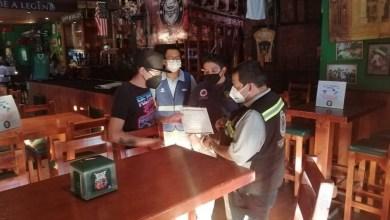 Photo of Supervisan 33 establecimientos comerciales en la entidad y clausuran 8