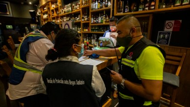 Photo of SESEQ efectúa operativo nocturno de protección contra riesgos sanitarios