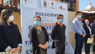 Photo of Recibe certificación como espacio saludable el mercado de artesanías Tequesquicalli
