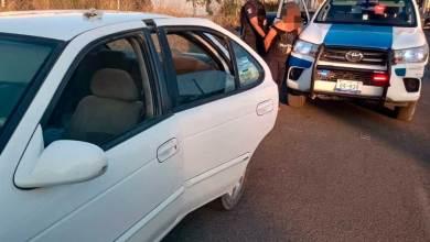Photo of Policías de San Juan del Río detienen a sujeto armado