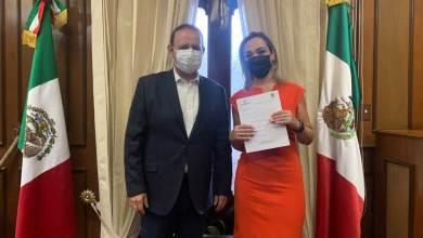 Photo of Sandra Diez Alvarado asume es encargada de despacho de SEDESOQ