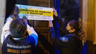 Photo of Unidad Anti-Covid-19 sigue suspendiendo negocios