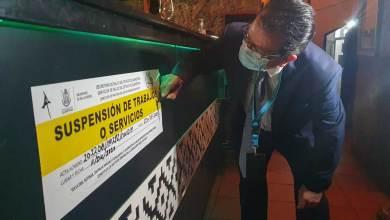 Photo of Unidad Operativa AntiCovid-19 mantiene suspensión de negocios
