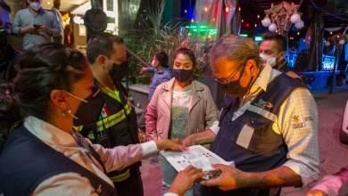 Photo of Unidad Anti-Covid-19 suspendió mas negocios en Querétaro
