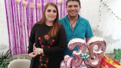 Photo of Festejan los 33 años de Ameyalli Teyeliz Mondragón Espino
