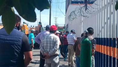 Photo of Largas filas para conseguir Oxígeno en San Juan del Río