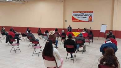 Photo of PT en Querétaro abre espacios a la democracia participativa