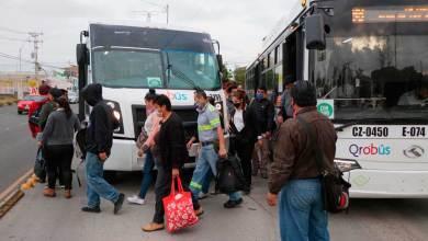 Photo of Han aplicado, al transporte público, 570 sanciones por incumplir medidas sanitarias