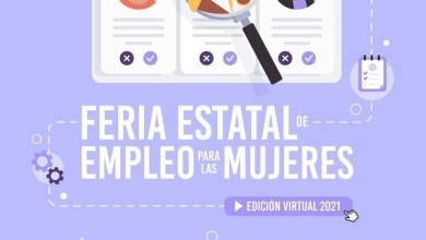 Photo of Inicia marzo con Feria del Empleo para Mujeres