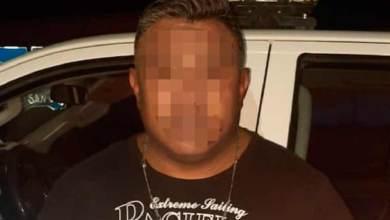 Photo of Lo reportaron por riña; lo detienen con droga