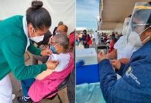 Photo of Avanza vacunación anti Covid-19 en Pedro Escobedo