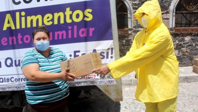 Photo of Connie Herrera entregó 240 apoyos alimentarios en San Juan, Amealco y Corregidora