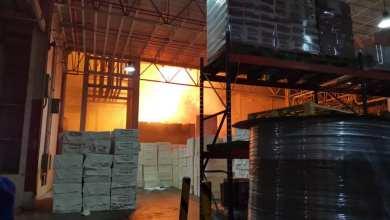 Photo of Pánico en Kimberly Clark; se incendiaron sus instalaciones