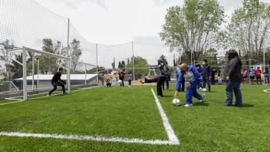Photo of Inauguran espacios deportivos en prepa norte de la UAQ