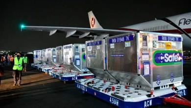Photo of Aterrizan en México 1.5 millones de vacunas AstraZeneca