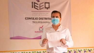 Photo of Toño Mejía se registró ante el IEEQ por la vía ciudadana