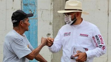 Photo of Seguiremos apoyando a la gente que más lo necesita: Jorge Luis Montes