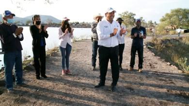 Photo of Ofrece Roberto Cabrera, apoyo total a El Salto, Laguna y Vaquerías