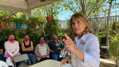 Photo of Rosy Sinecio se reúne con vecinos en Estancia de Bordos