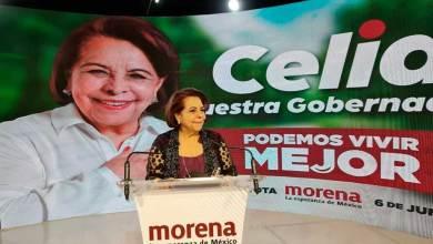 Photo of Celia Maya invita a partidos políticos a sumarse a su proyecto