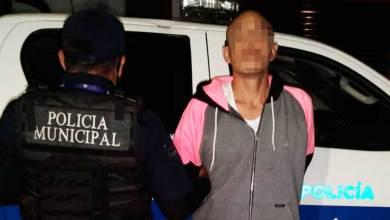 Photo of Policía detuvo a persona con herramientas para forzar candados