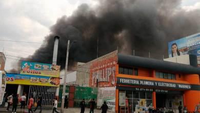 Photo of Se incendió taller mecánico en Río Moctezuma