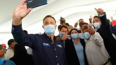 Photo of Mauricio Kuri se comprometió con maestros de Querétaro