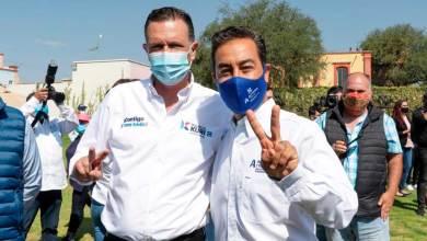 Photo of Mauricio Kuri y Poncho Trejo harán equipo por el Turismo de Tequisquiapan