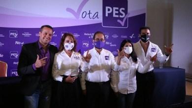 Photo of Mary Ibarra convoca a nivel nacional a votar por el PES