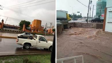 Photo of Tequisquiapan anegado por lluvias