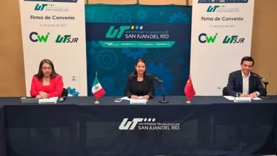 Photo of UTSJR tiende alianza con empresa en China