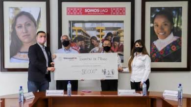 Photo of La empresa japonesa Toyotetsu apoya a la UAQ con donativo para desarrollar vacuna
