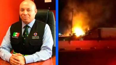 Photo of Incidente en Palmillas, en San Juan del Río, no fue por toma clandestina: Protección Civil