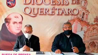 Photo of Diócesis de Querétaro pide a la población vacunarse