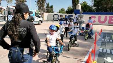 Photo of Pedro Escobedo promueve la cultura vial entre menores de edad