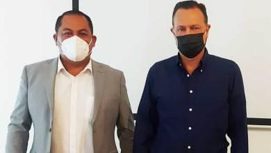 Photo of René Mejía y Mauricio Kuri trabajarán en equipo por Amealco