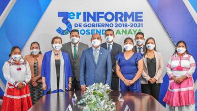 Photo of Rosendo Anaya rindió su 3er informe como presidente municipal de Amealco