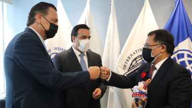 Photo of Mauricio Kuri tuvo acercamiento con el Banco Mundial
