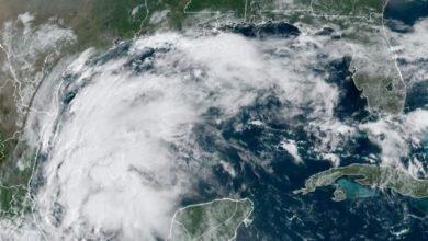Photo of Se forma la tormenta tropical Nicholas en el Golfo de México