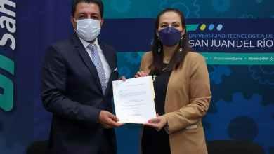 Photo of Asume Fernando Ferrusca Ortiz titularidad de la UTSJR