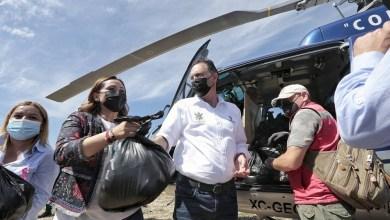 Photo of Supervisa Gobernador traslado de víveres a personas afectadas por las lluvias en Pinal de Amoles