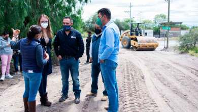 Photo of Atiende Lupita Pérez afectaciones por lluvias en Bernal