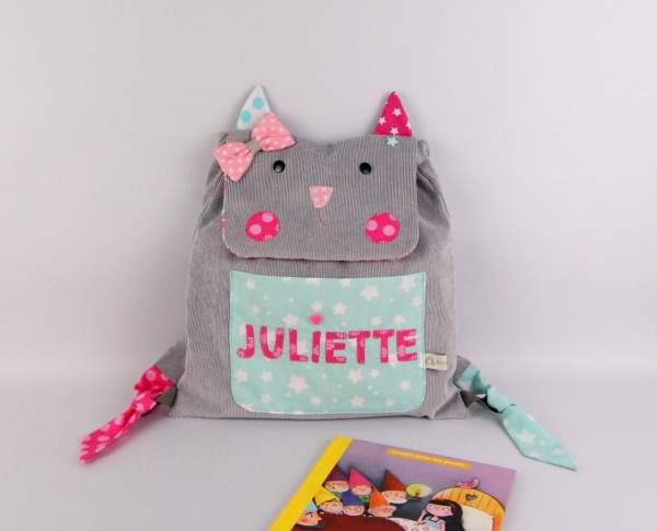 sac-a-dos-personnalise-prenom-chat-juliette-sac-bebe-creche-ecole-maternelle-personnalisable-vert-menthe-rose