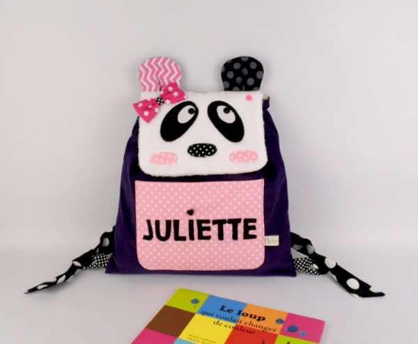 sac-a-dos-enfant-personnalise-prenom-juliette-cartable-ecole-maternelle-personnalise-violet-rose