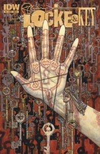 Locke and Key by Joe Hill book cover