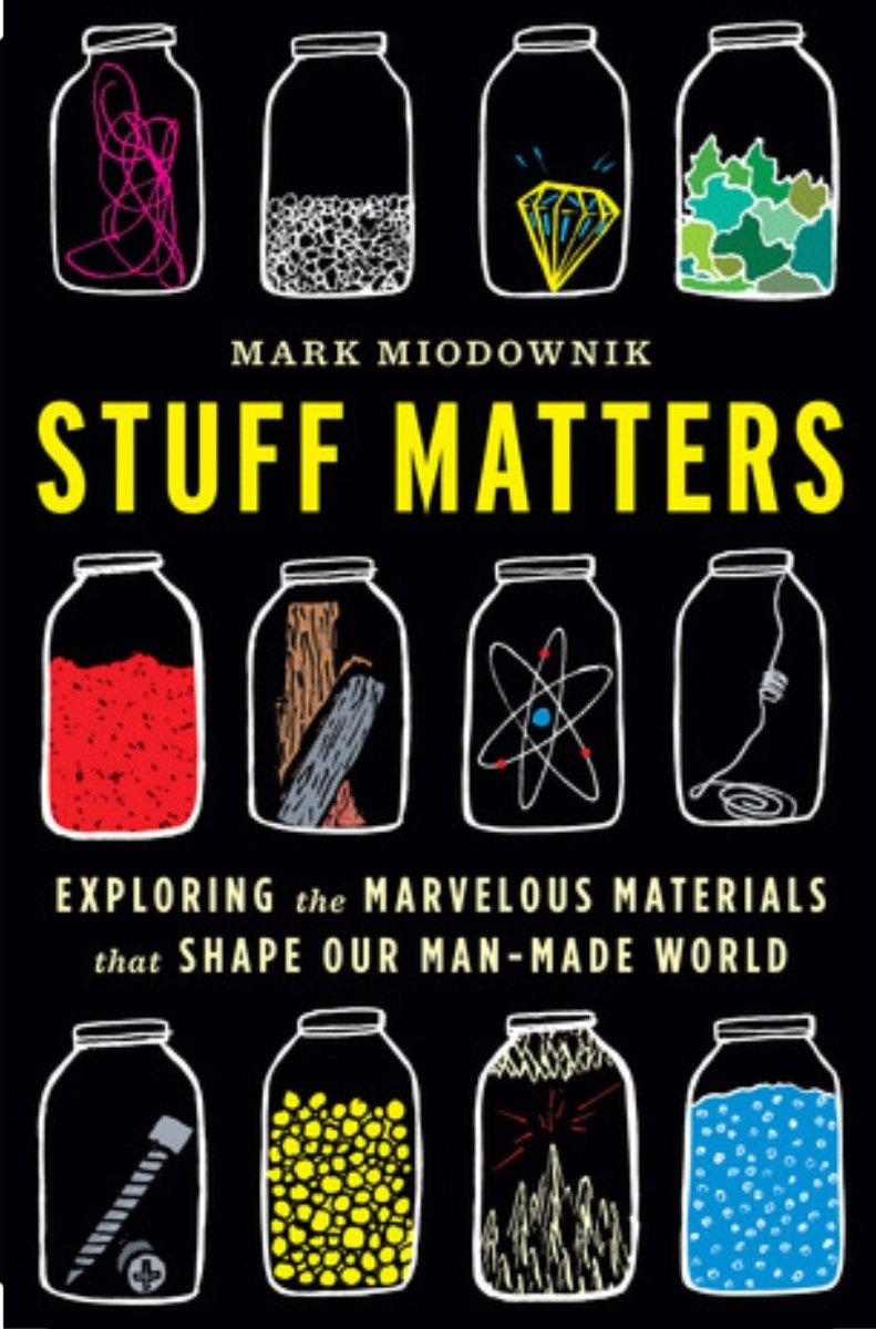 Stuff Matters book cover