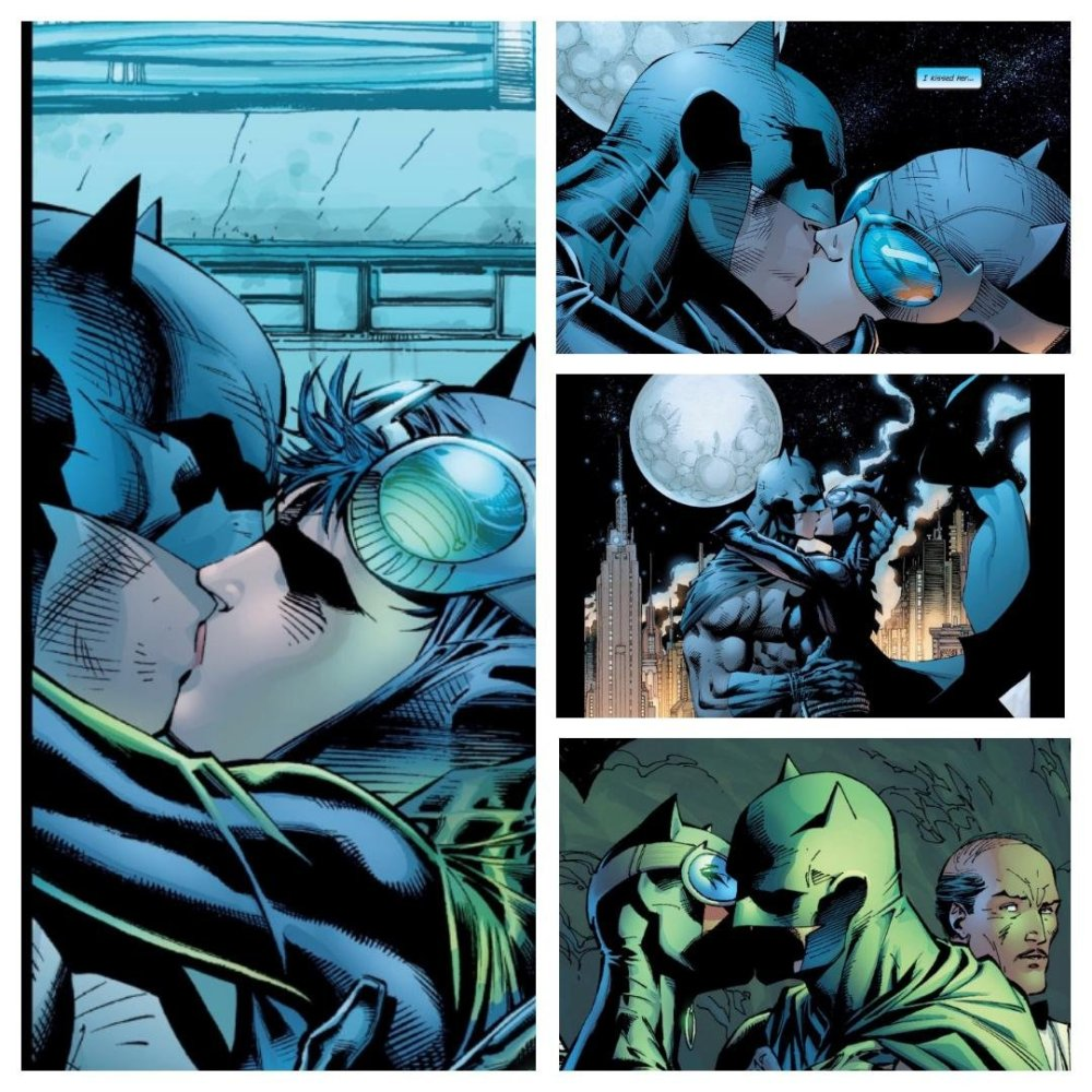 Batman Hush Comic Book Review With Spoilers Amanja Reads Too Much